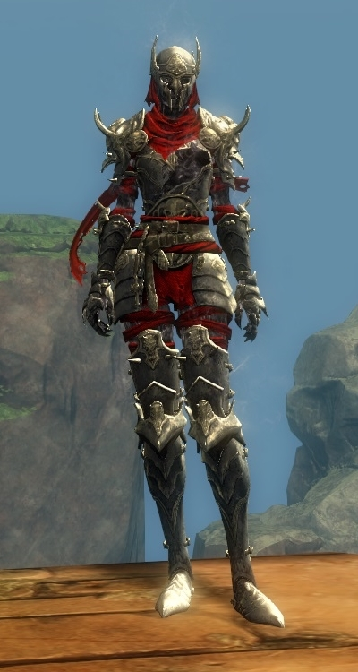 Armure hantée